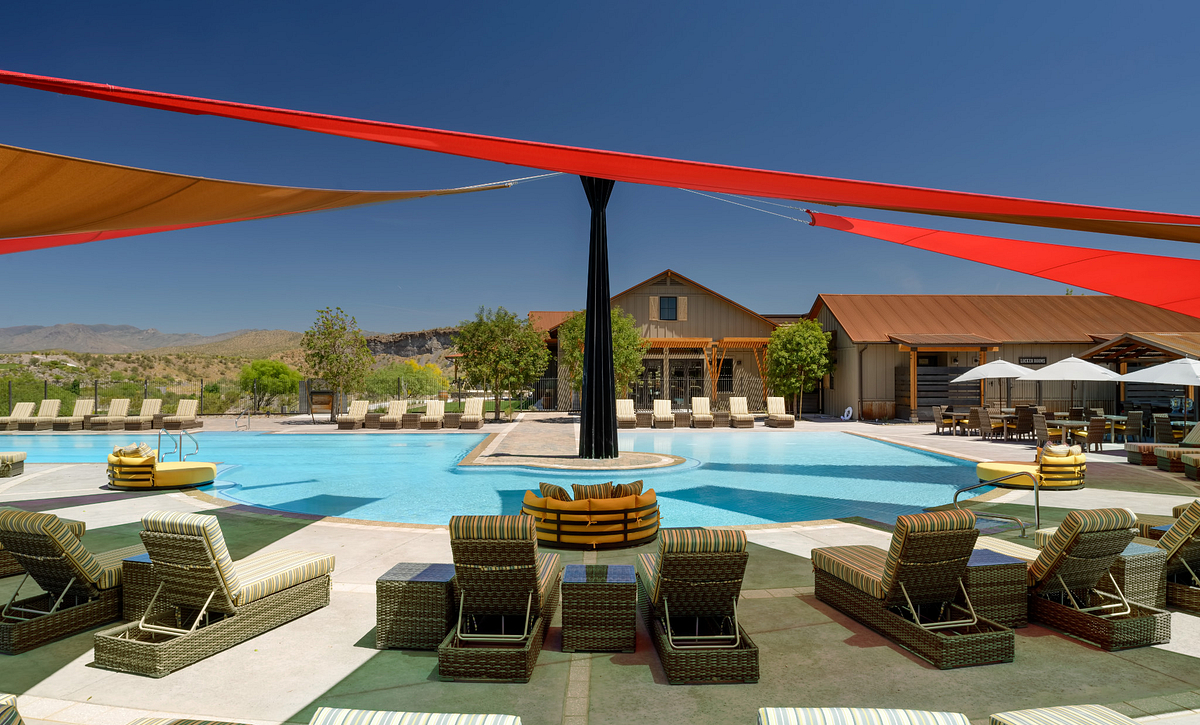 Wickenburg Ranch Resort Pool