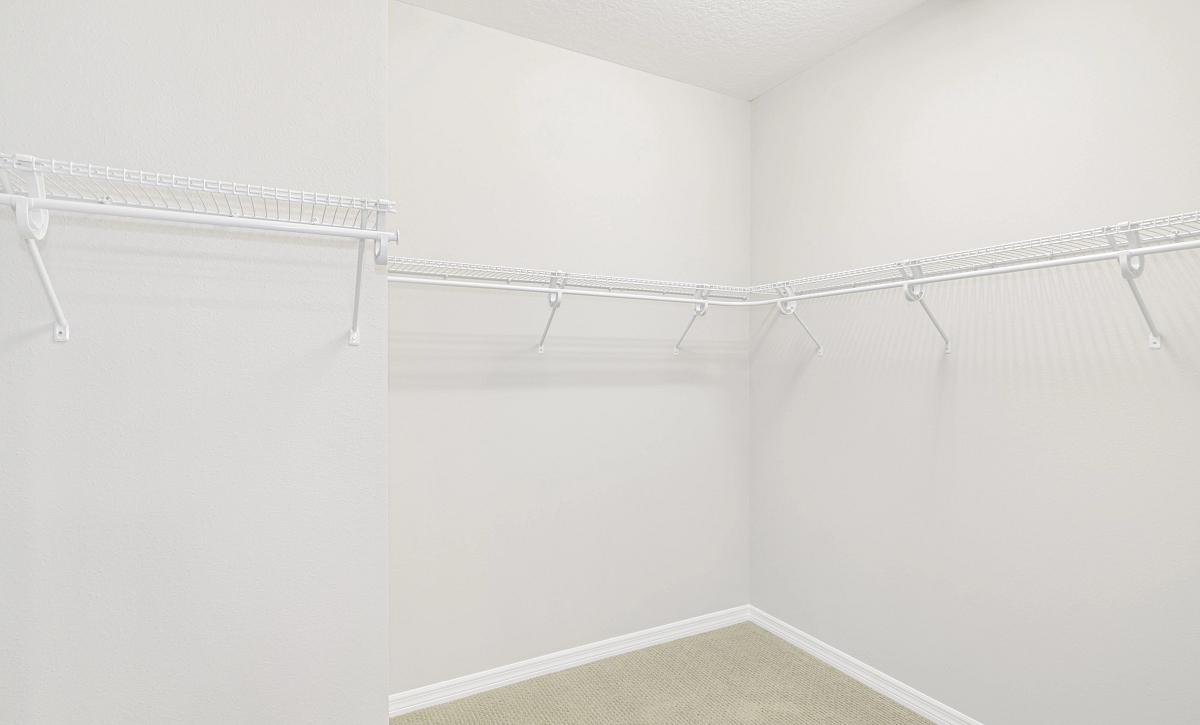 Trilogy at Ocala Preserve Quick Move In Declare Walk In Closet