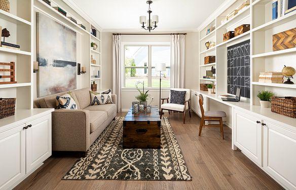 Everett plan Flex Room