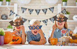 Lifestyle Halloween Kids Boo