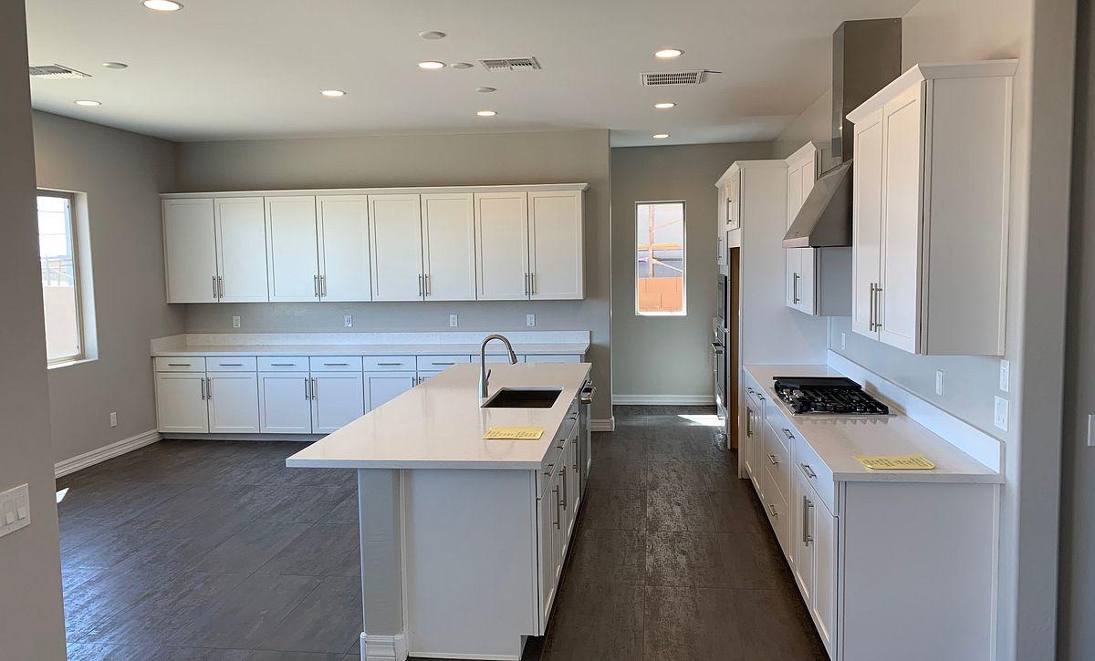 Origin, Homesite 258, Kitchen to Dining