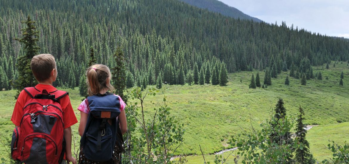 Blog Hiking Kids Colorado Mountains Trails Getty Images