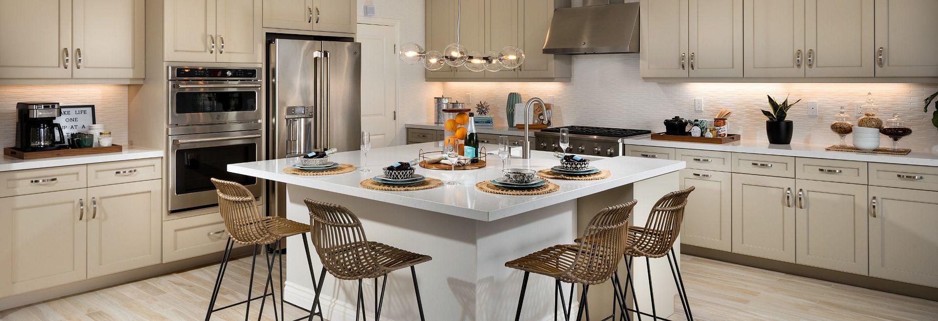 Proclaim Model Home Kitchen