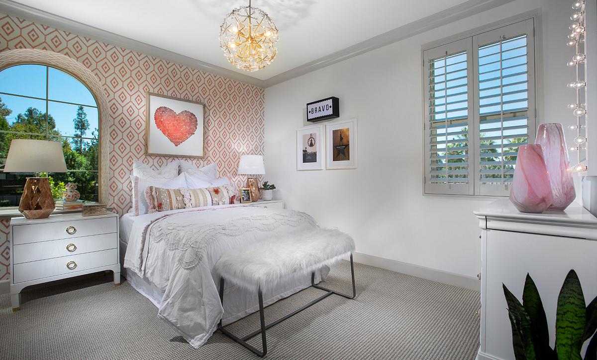 Plan 2 Secondary Bedroom