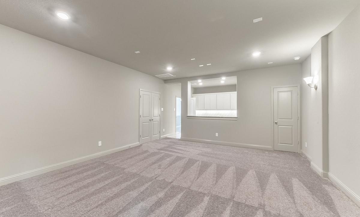 Plan 6040 Media Room