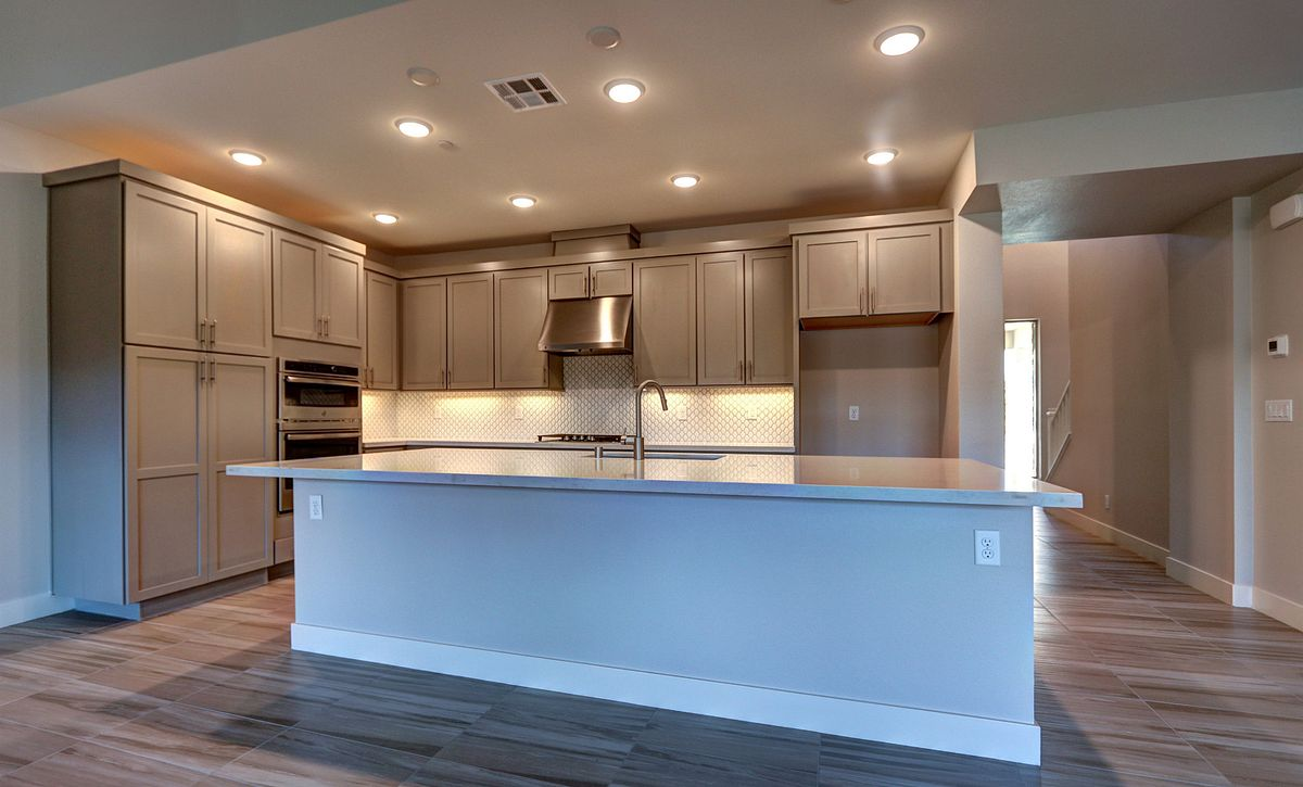 Trilogy in Summerlin Reflect Kitchen