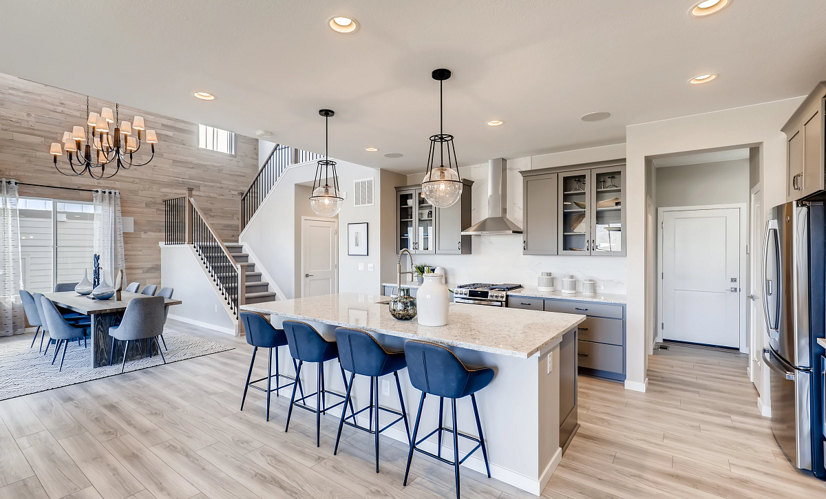 Solstice Harmony Imagine Kitchen and Dining