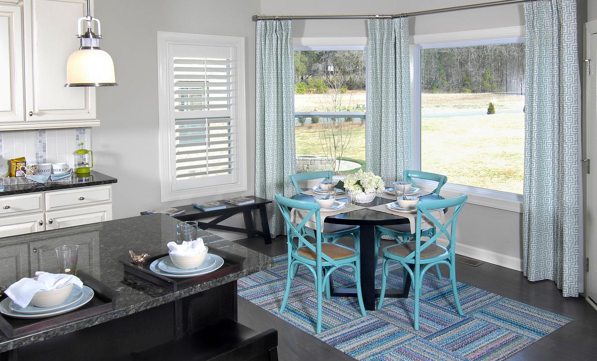 Silverado plan Breakfast Room