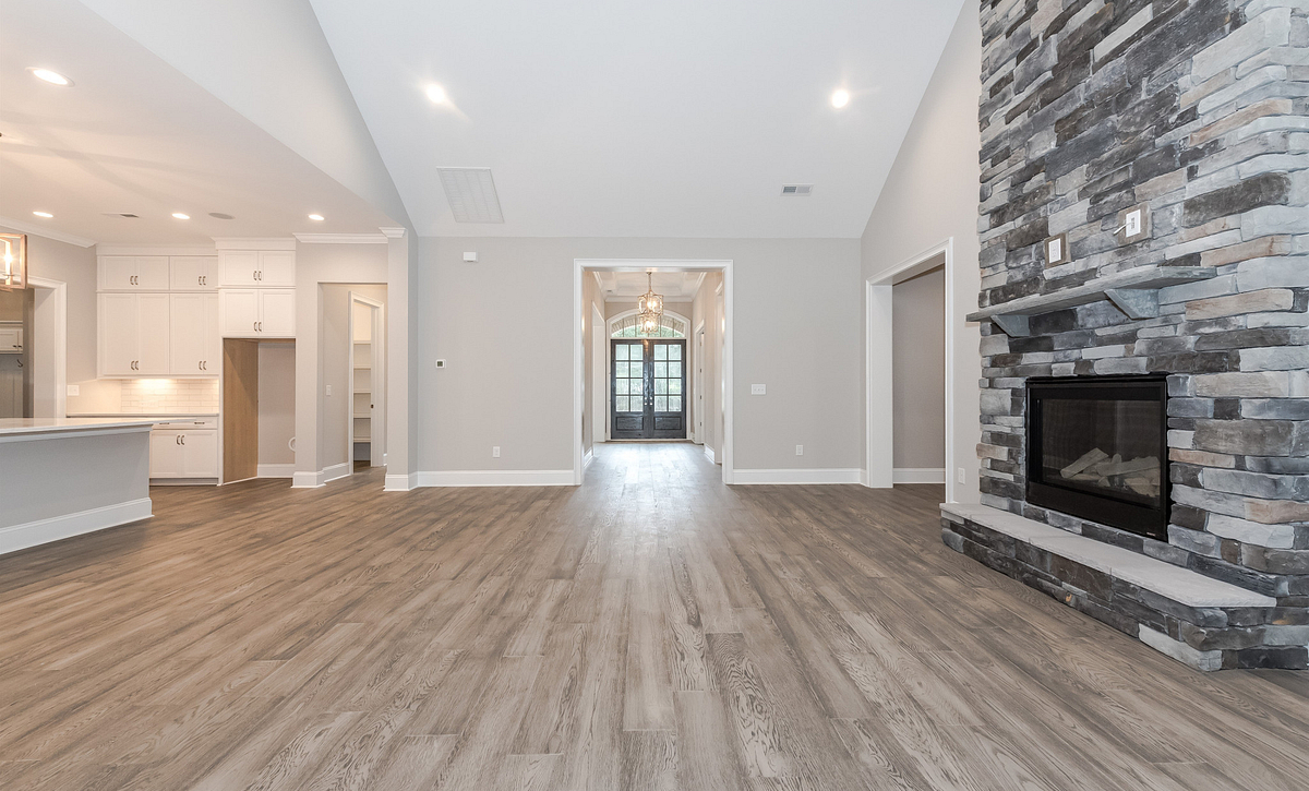 Sullivan plan family room