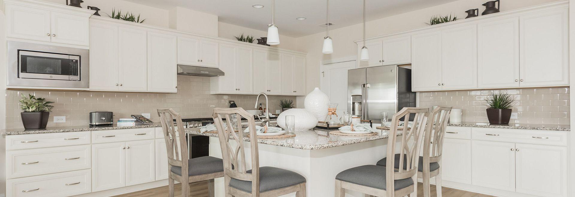 Trilogy Lake Norman Proclaim Plan Kitchen