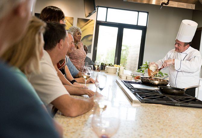 Kiva Club Four Sages Kitchen