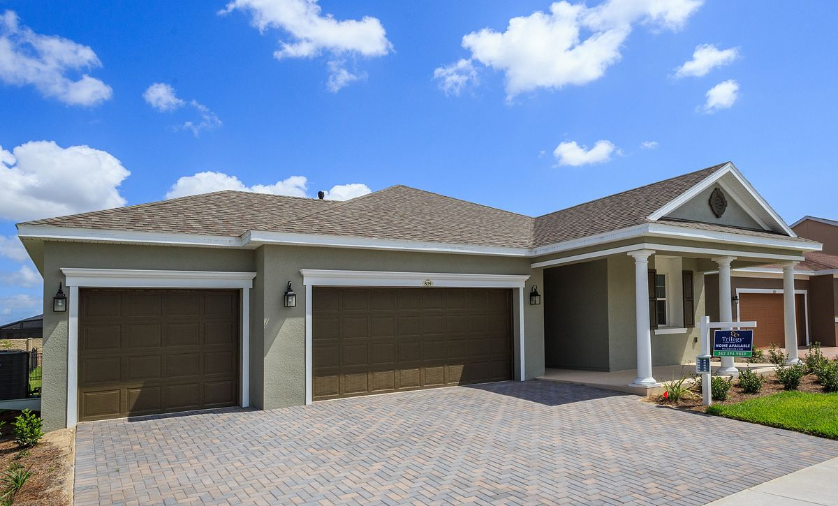 Trilogy Orlando Quick Move In Home Larkspur