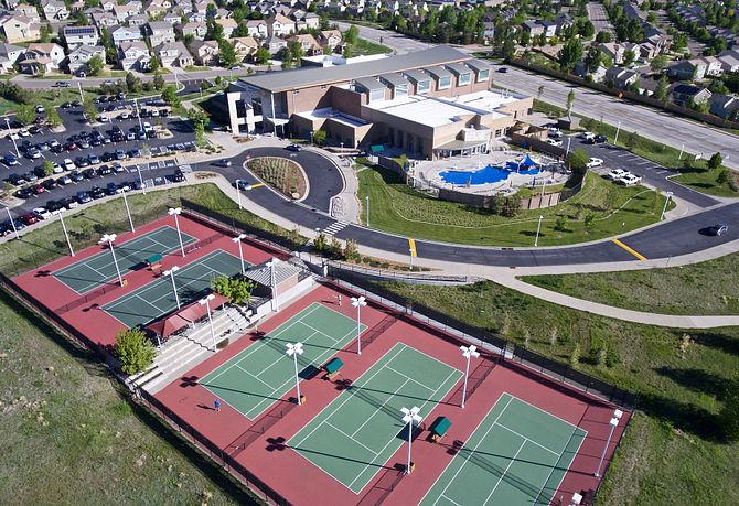 Highlands Ranch Southridge Rec Center