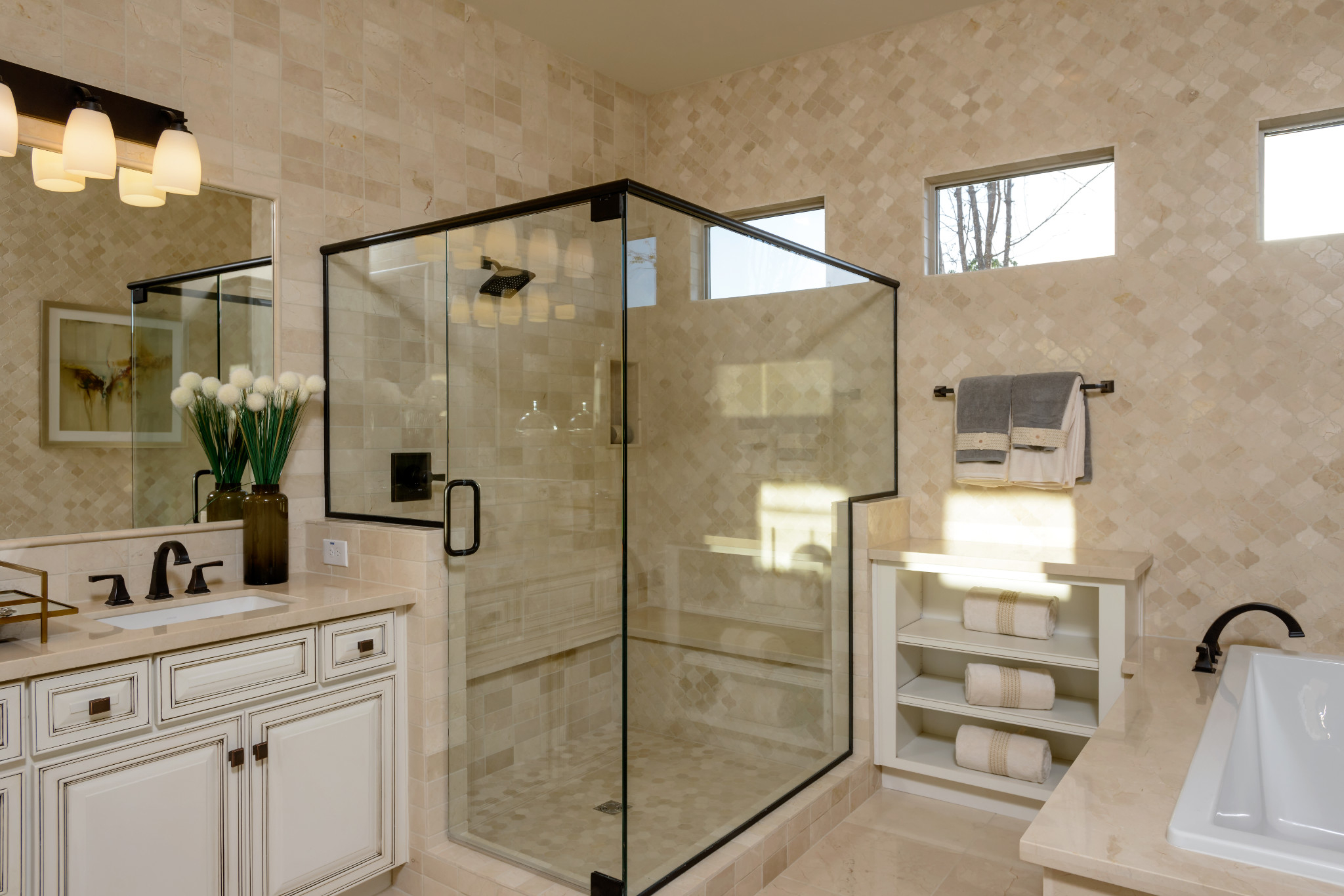 Latigo Master Bathroom