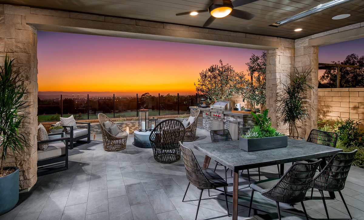 Teresina Plan 4X Outdoor Room