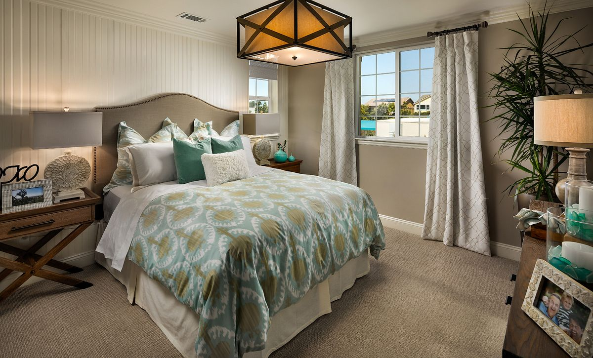 Shea Homes Rice Ranch Acacia+ Guest Room