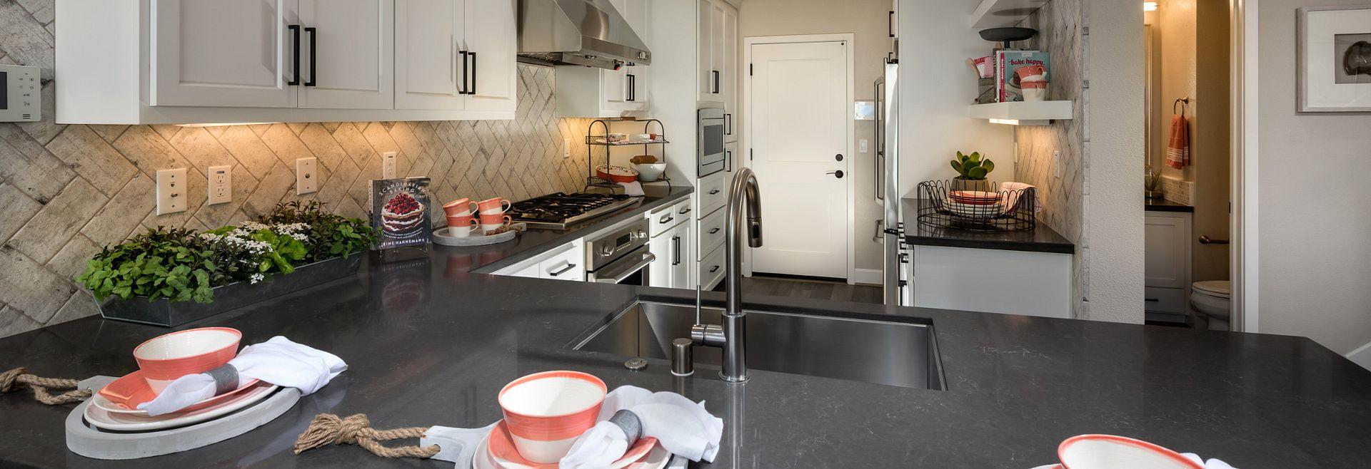 Sage Tranquility Plan 1 Kitchen