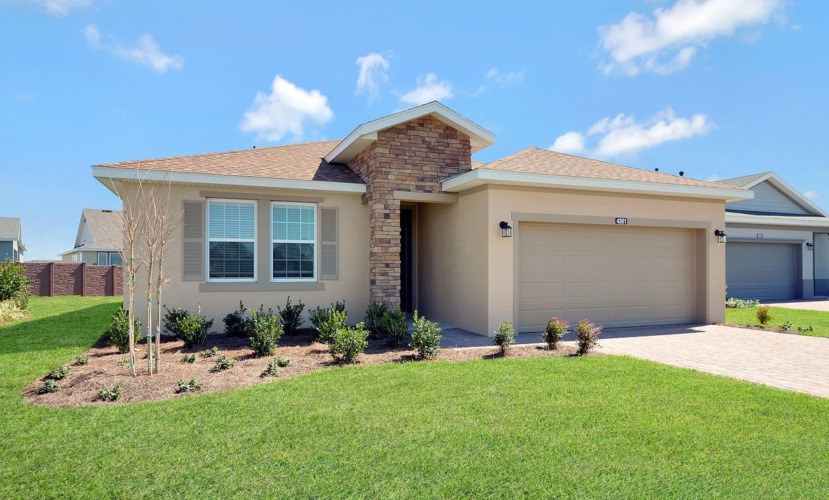 Trilogy at Ocala Preserve Quick Move In Home Affirm Plan Exterior