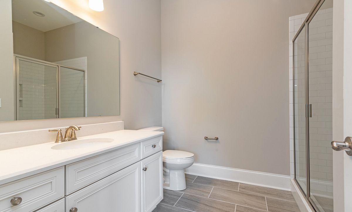 Magnolia plan First-floor Guest Suite Bath