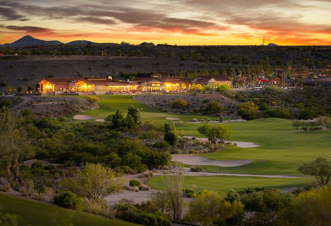 Wickenburg Ranch Golf Coruse