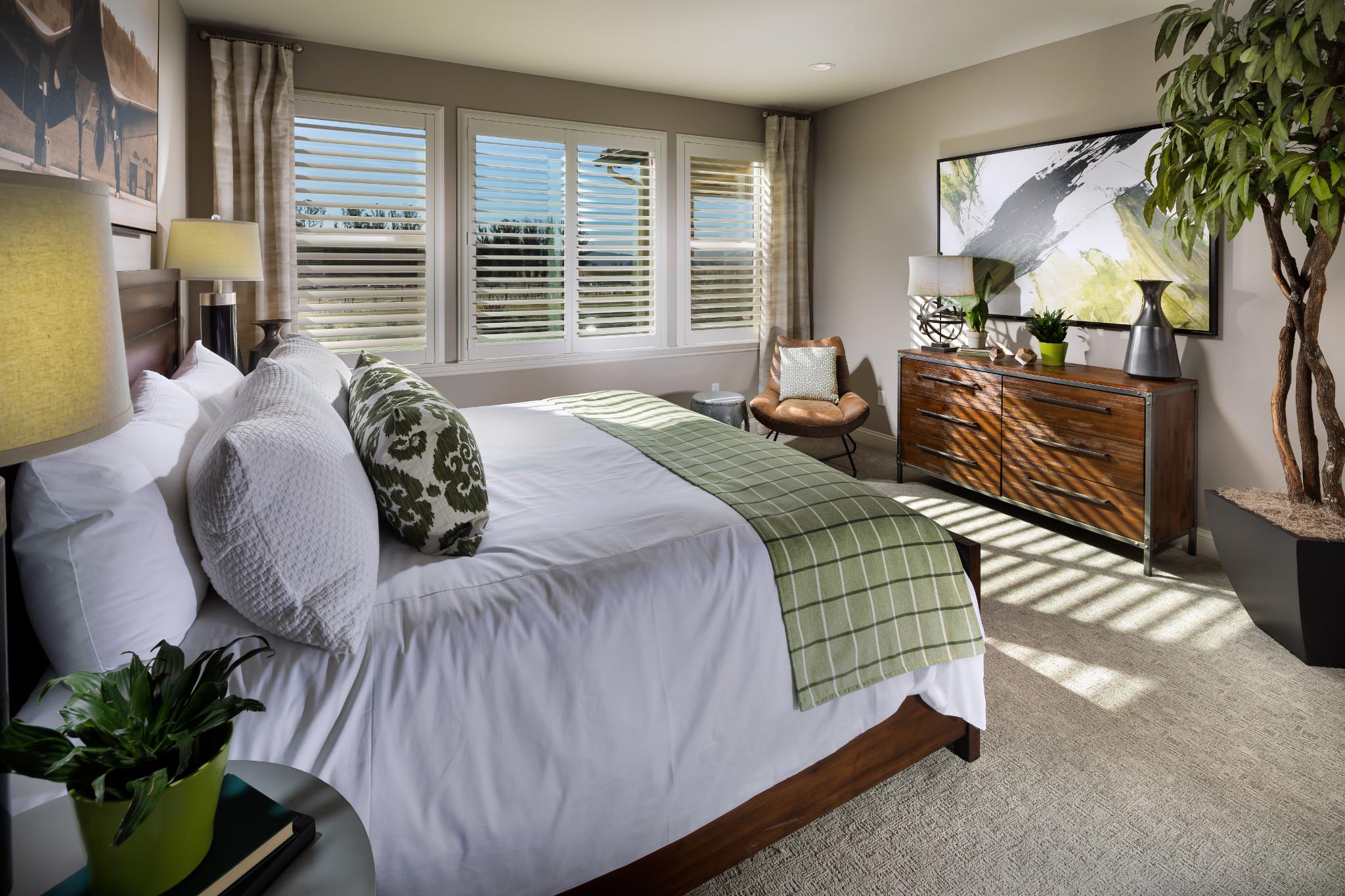 Trilogy Monarch Dunes Ojai Master Bedroom