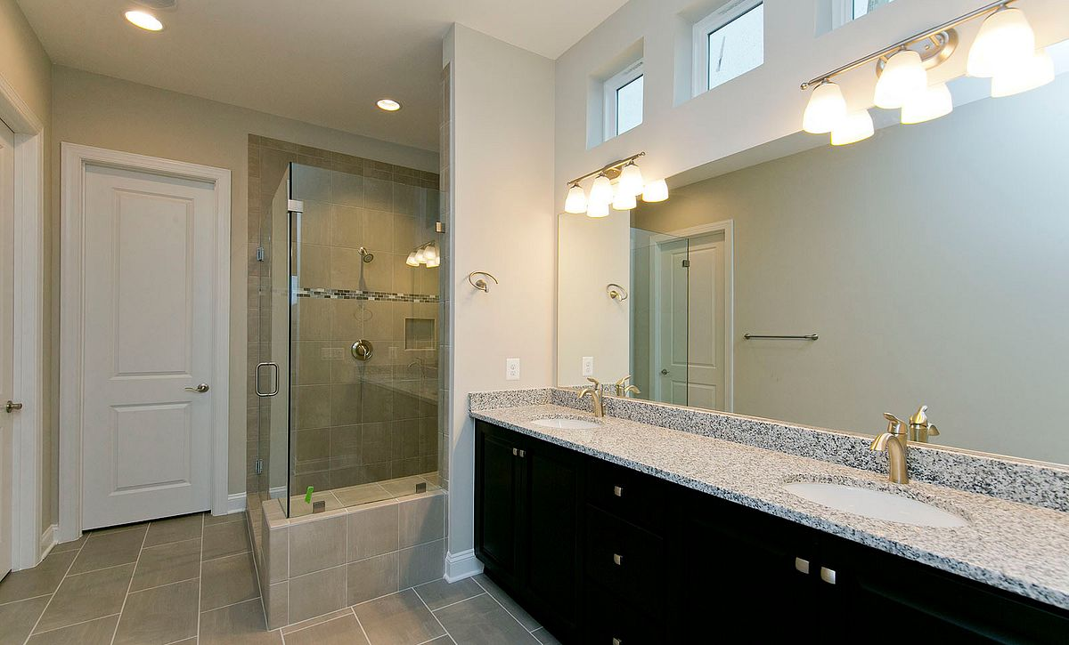 Trilogy at Lake Frederick Quick Move In Home Owner's Bath