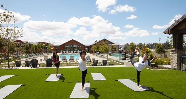 Sage Yoga Lawn