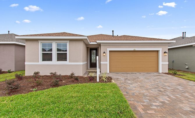 Trilogy Orlando Quick Move In Home Exterior