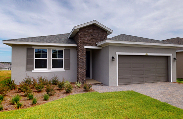Trilogy Orlando Affrim Quick Move In Home Front Exterior