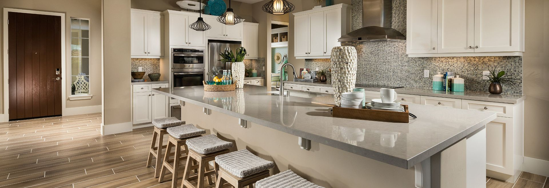 Riviera Plan Kitchen