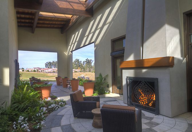 Trilogy Monarch Dunes Outdoor Courtyard