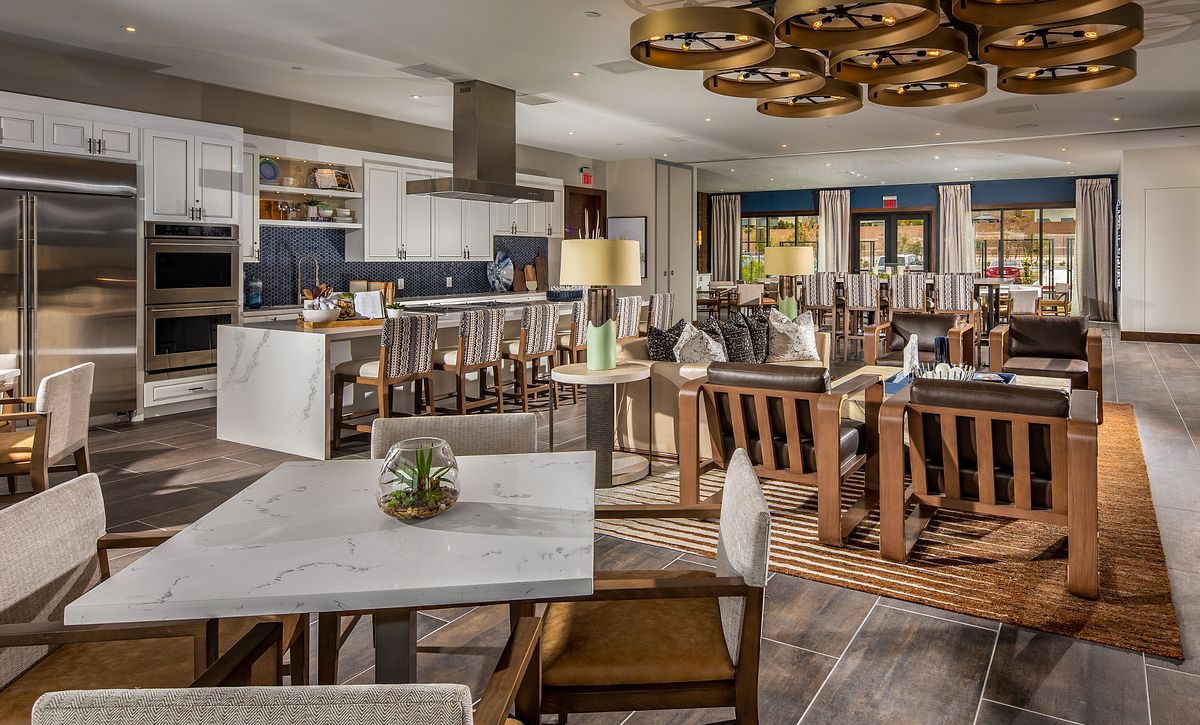 Trilogy Summerlin Amelia's Kitchen