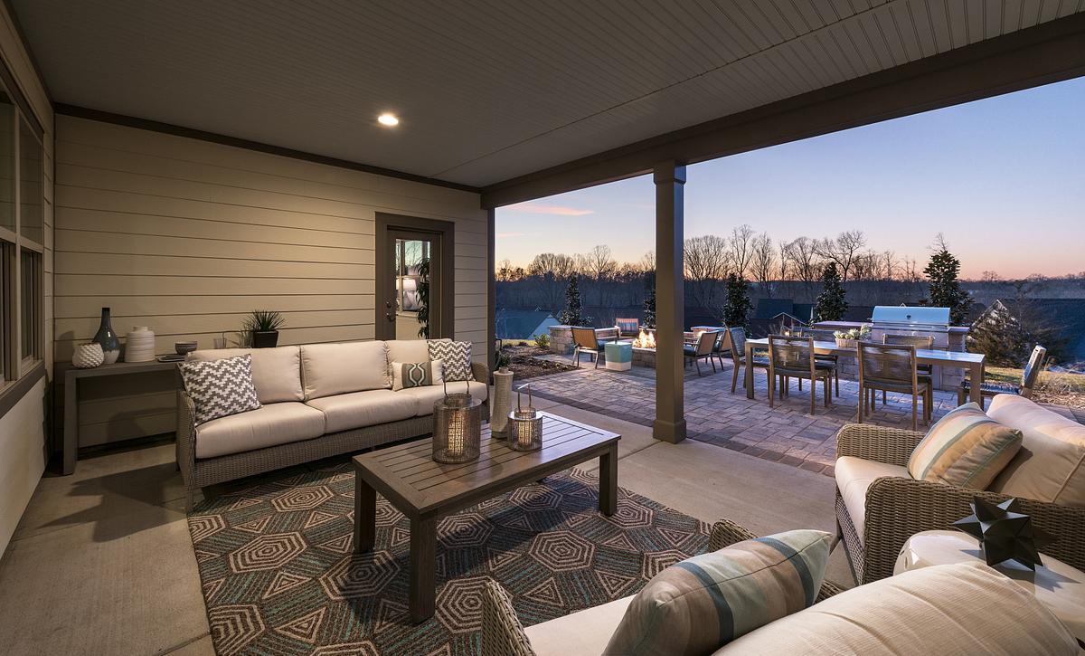Trilogy Lake Norman Proclaim Model Home