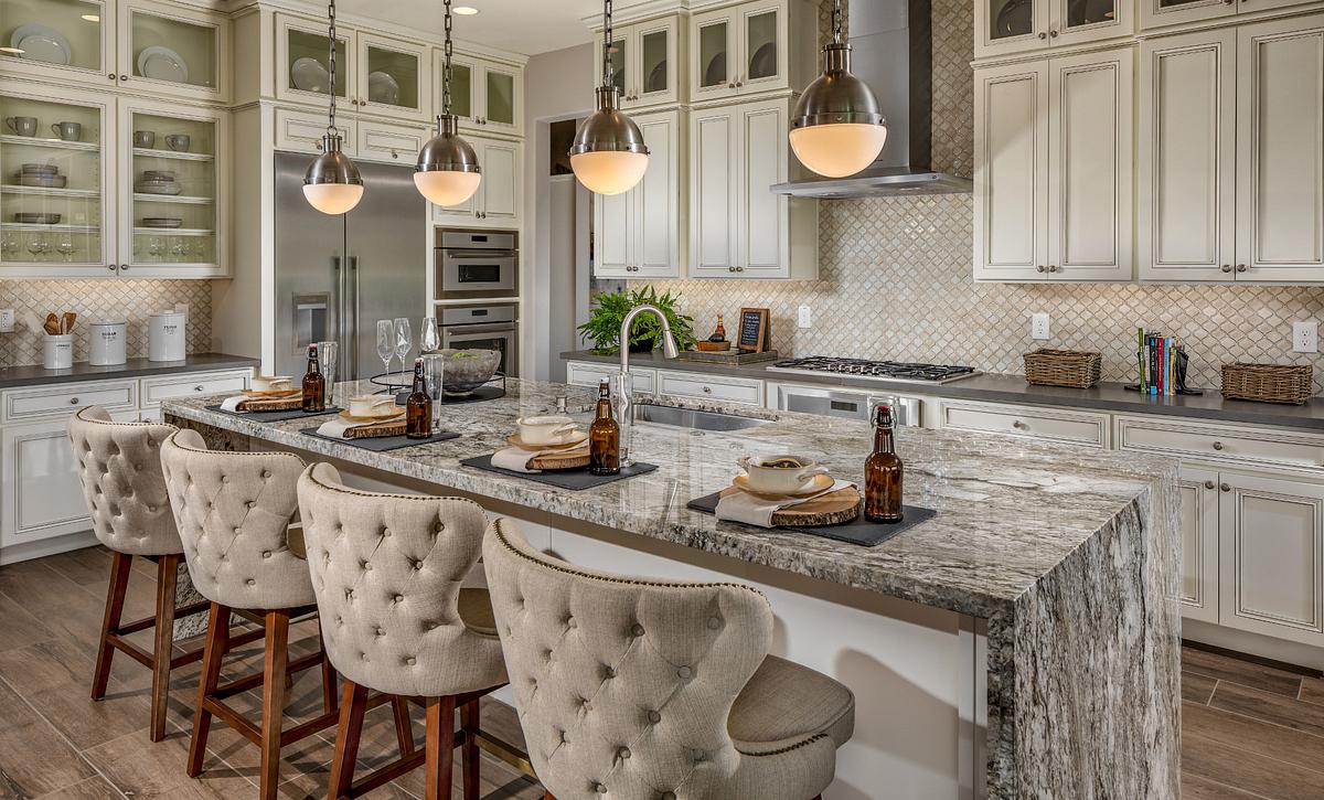 Latigo Model Kitchen