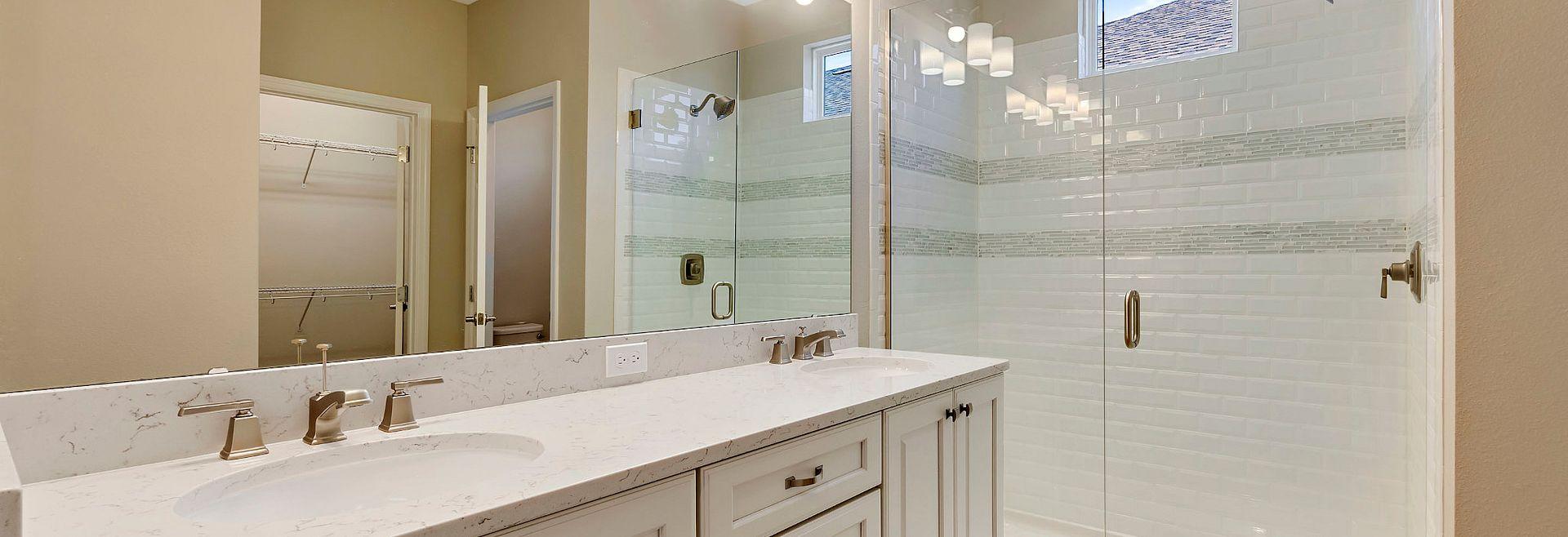 Trilogy Orlando Capri Plan Quick Move In Master Bath