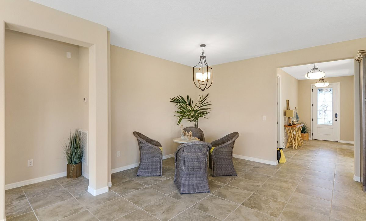 Trilogy at Ocala Preserve Quick Move In Refresh Plan Lounge