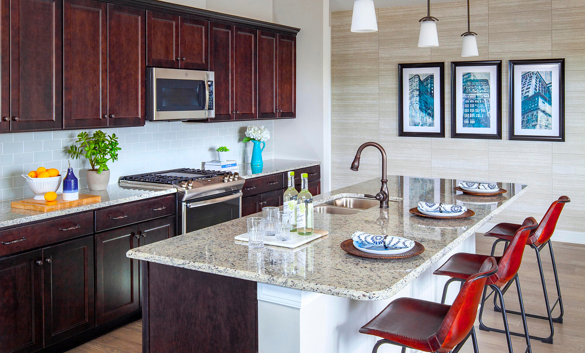 Trilogy Lake Norman Affirm Plan kKitchen