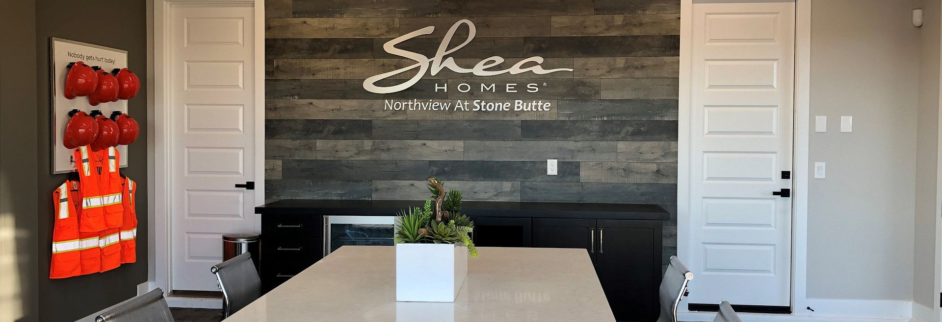 Interior of Northview at Stone Butte Sales Office