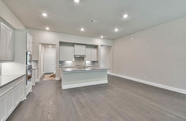 Harper's Preserve Plan 5039 Kitchen