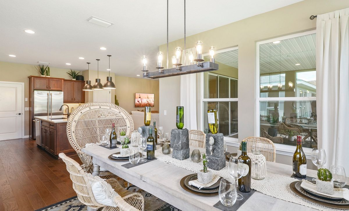 Trilogy at Ocala Preserve Proclaim Model Dining
