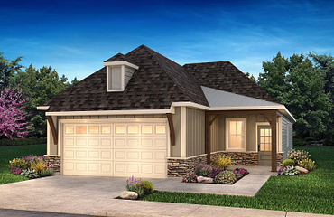 Trilogy Lake Norman Blue Ridge Exterior Elevation