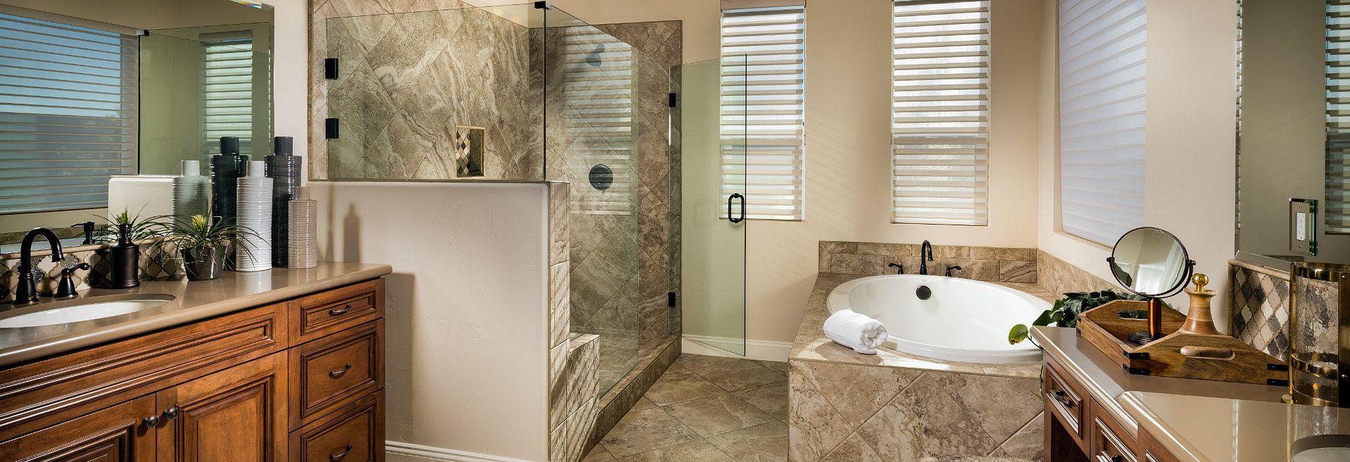 Trilogy Monarch Dunes Avila Master Bathroom