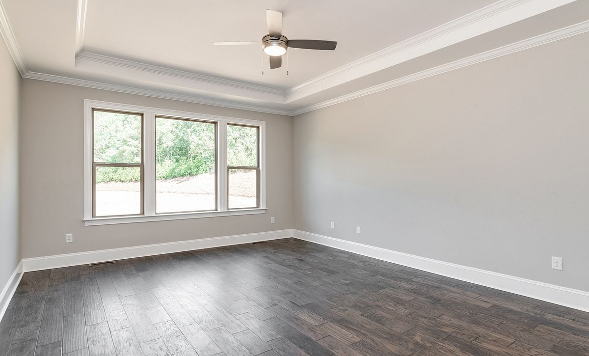 Sycamore Plan Owner's Suite