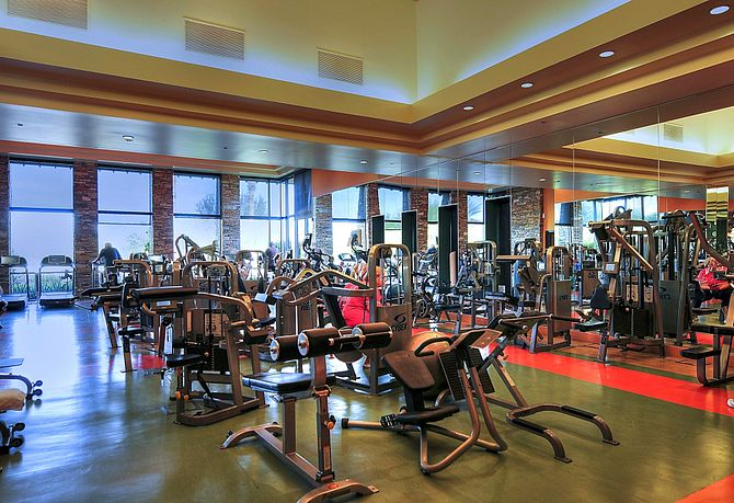 Kiva Club Fitness Center