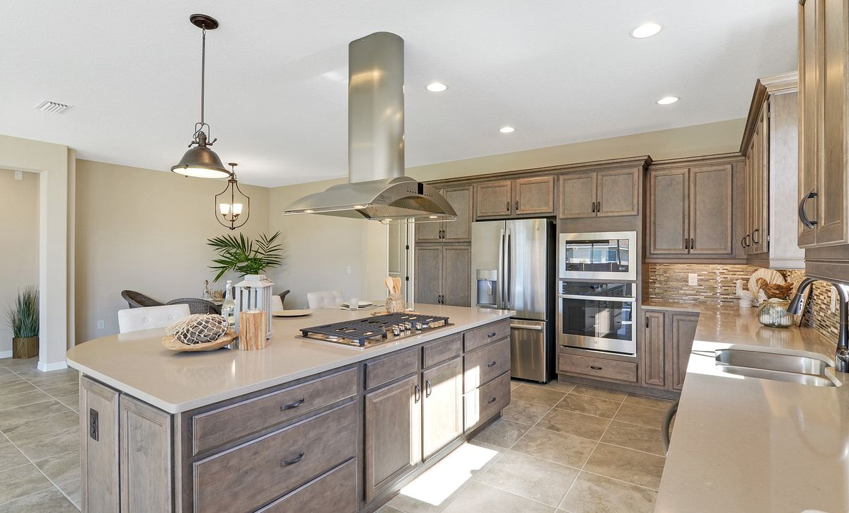 Trilogy at Ocala Preserve Quick Move In Refresh Plan Kitchen
