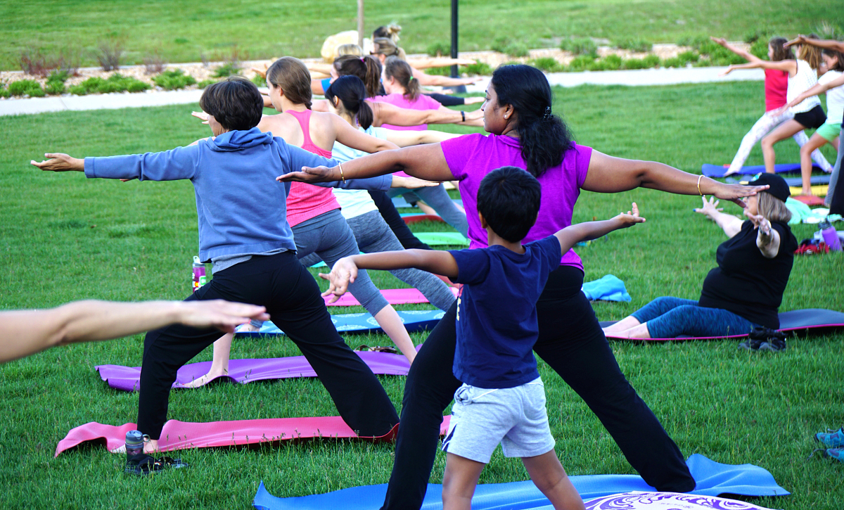 Lyric Yoga Park