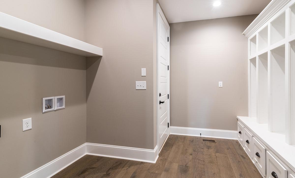 Kingsley plan Mud Room