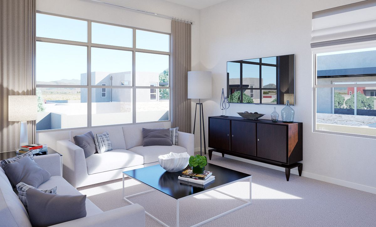 Trilogy Summerlin Radiant Guest Suite Rendering