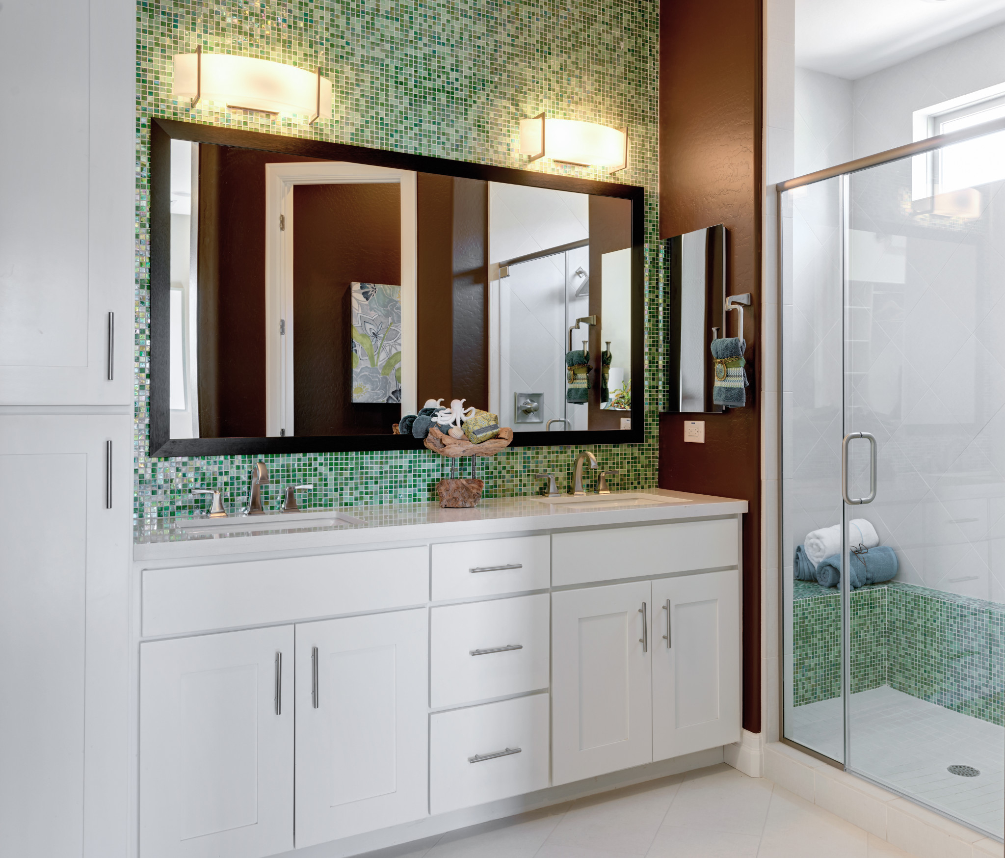 Create Model Master Bathroom