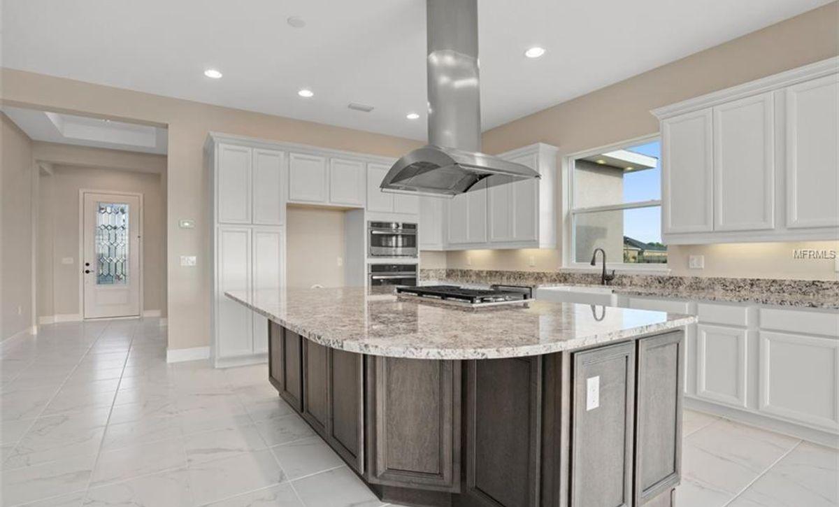 Trilogy Orlando Imagine Plan Quick Move In Home Kitchen